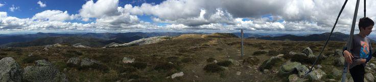 Mount Stirling near Mansfield Victoria