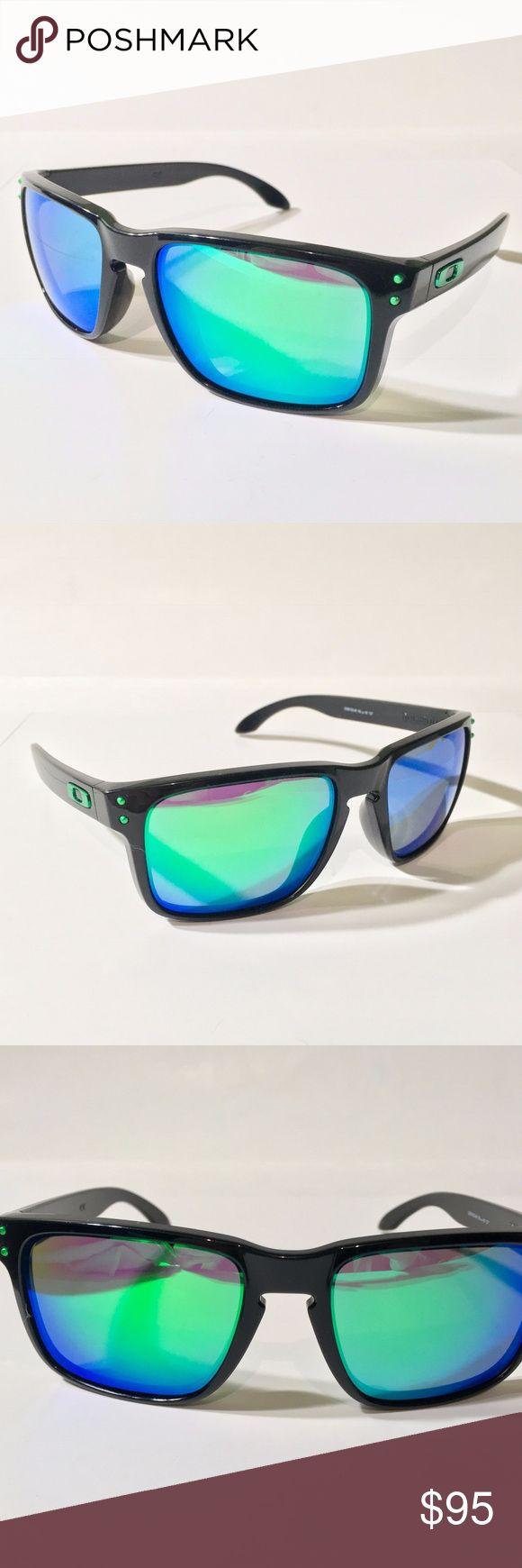 e5bcb80a64 Oakley Holbrook Motogp Limited Edition Emerald Iridium Polished ...