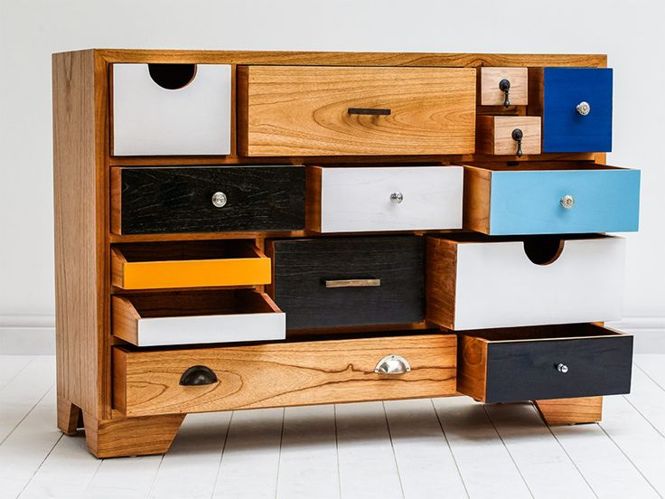 Soho Chest Of Drawers