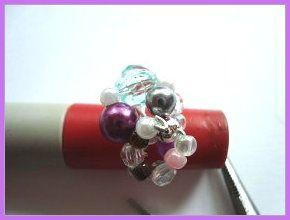 Χειροποίητα κοσμήματα: Πως να φτιάξεις DIY δαχτυλίδια με χάντρες