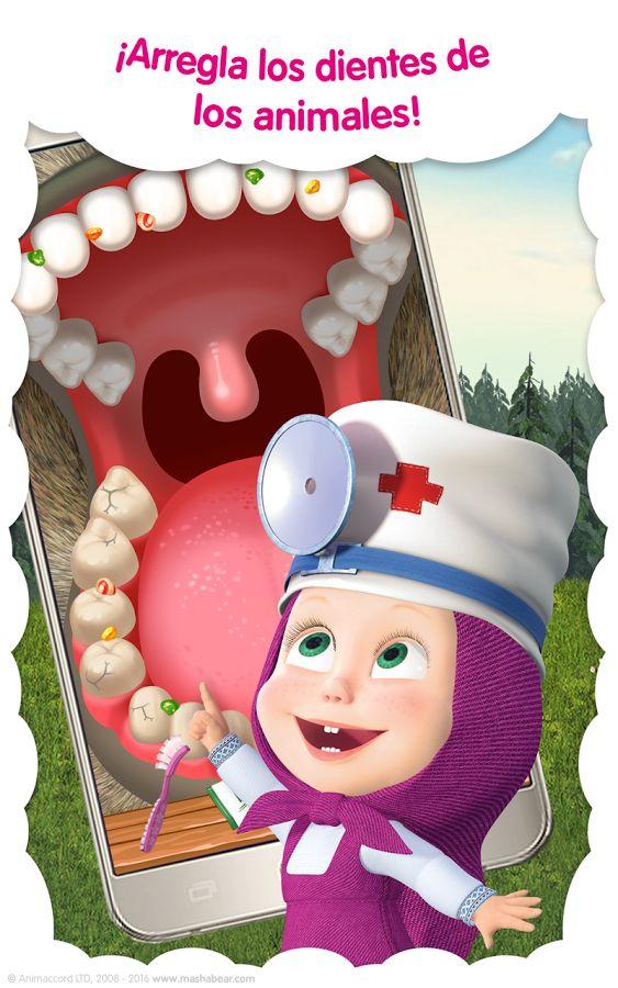 Resultado de imagen para imagenes sobre dientes animados