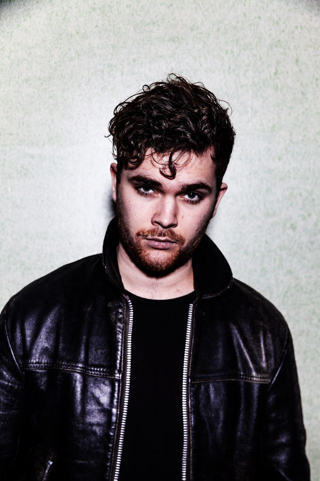 Mike Kerr of Royal Blood
