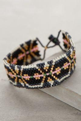 Bluma Project Vendela Beaded #Bracelet #anthrofave
