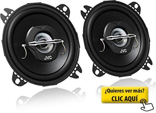JVC CS-J420X - Altavoces coaxiales para coche (21... #altavoces #coche
