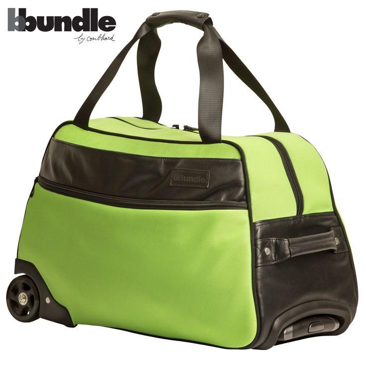 BBundle by Combhard, Kabin bag  neoprene and leather