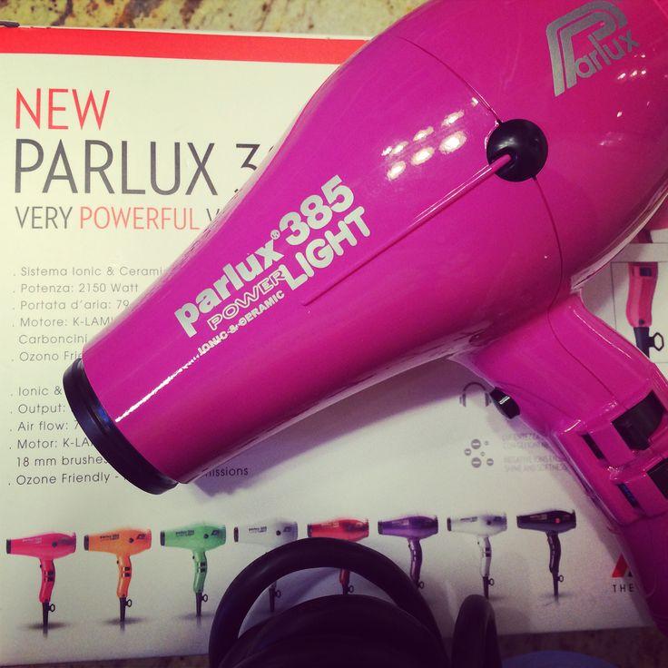 Parlux hair dryer from Blo