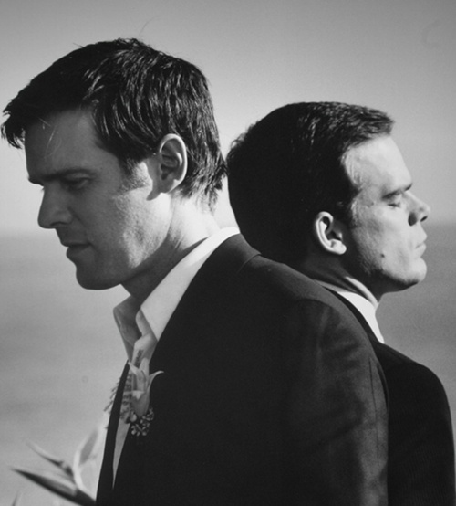 Six Feet Under. Oh I miss the Fischer Brothers. What a great show.