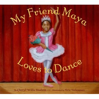 A young narrator tells readers about her friend Maya, who absolutely loves to dance. In this rhyming picture book, Maya attends a lively ...