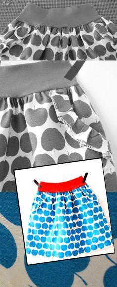 tutorial - skirt