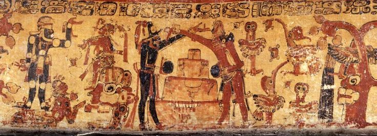 Popol Vuh – The sacred book of the Ancient Maya: Other Beings Created Mankind