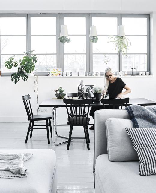 Esszimmermöbel modern mit bank  91 best IKEA Essplätze - zum Genießen images on Pinterest | Ikea ...