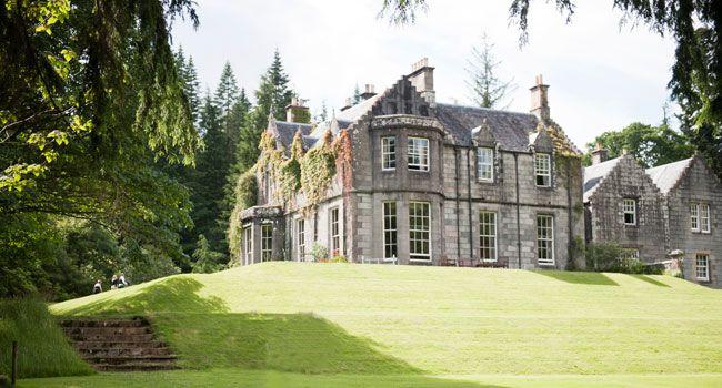 Every Scottish manor house has a story - especially the ...  Scotland Manors