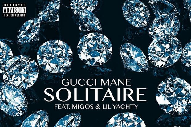 "Gucci Mane Teams Up With Migos & Lil Yachty On ""Solitaire"" Gucci Mane calls on Migos & Lil Yachty for the new ""Glacier Boyz"" leak ""Solitaire.""https://www.hotnewhiphop.com/gucci-mane-teams-up-with-migos-and-lil... https://drwong.live/music/song/gucci-mane-teams-up-with-migos-and-lil-yachty-on-solitaire-new-song-1977601-html/"