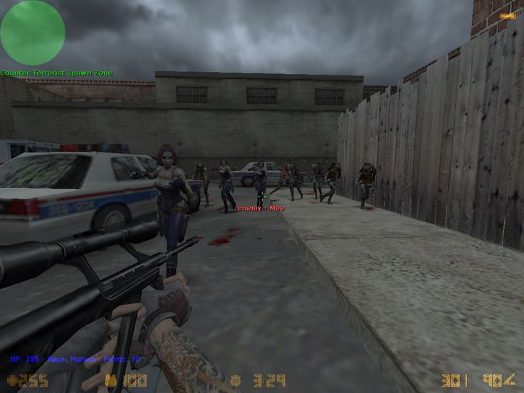 When everyone just wants to kill you