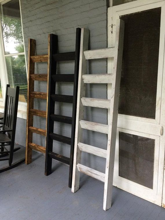 6 ft Blanket Ladder