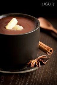 Chocolate Soup I Recipes — Dishmaps