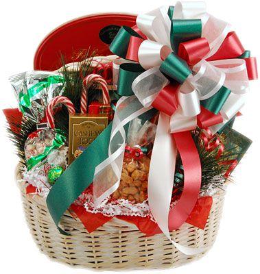 Christmas Gifts   Christmas Gift Baskets : Holiday Classic