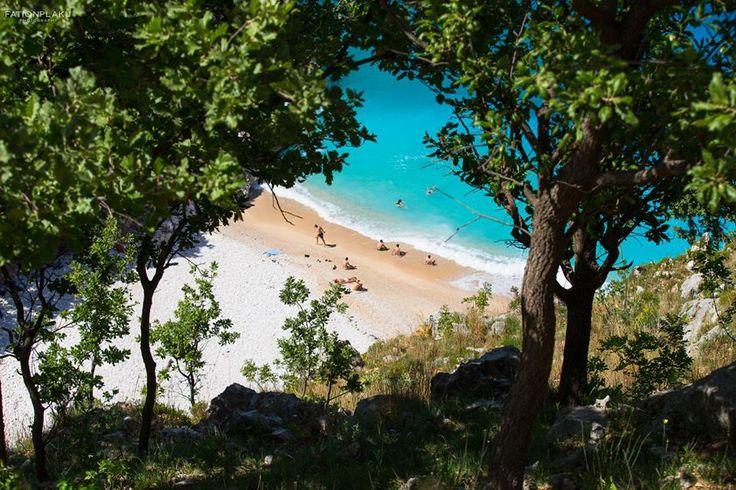 Shen Andreu Bay. Karaburun Peninsula