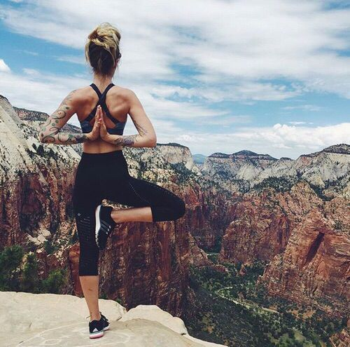 At peace. Yoga travel inspiration. Take us there! – Fitness is life, fitness is …