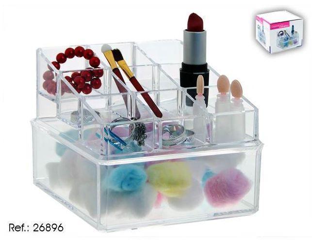 Organizzatore make up cosmetici porta rossetti smalti trucchi nail cod 26896