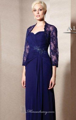 Strapless Long Dress by Alyce Jean De Lys 29384