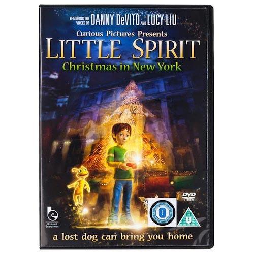 Little Spirit Christmas In New York DVD | Poundland