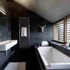 99 besten Badezimmer Bilder auf Pinterest | Badezimmer, Duschen ... | {Badezimmer ideen dachgeschoss 83}