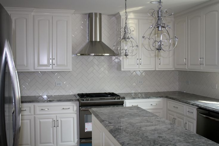 Image result for charcoal countertop kitchen   Grey ...