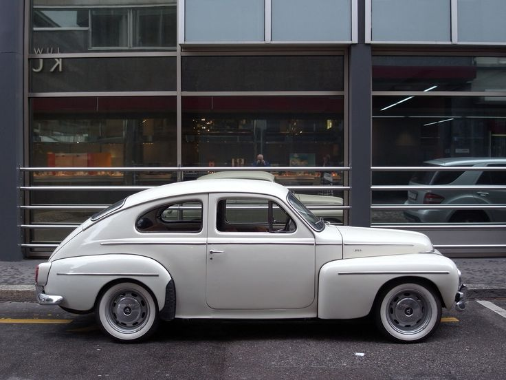 1963 Volvo 544  We actually have this car in bright red! ..: i'd be happy with any colour :..