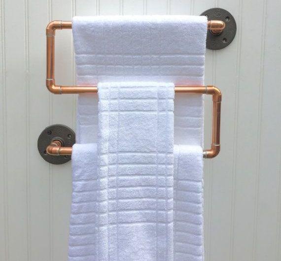 les 25 meilleures id es de la cat gorie porte serviette sur pinterest porte serviette porte. Black Bedroom Furniture Sets. Home Design Ideas