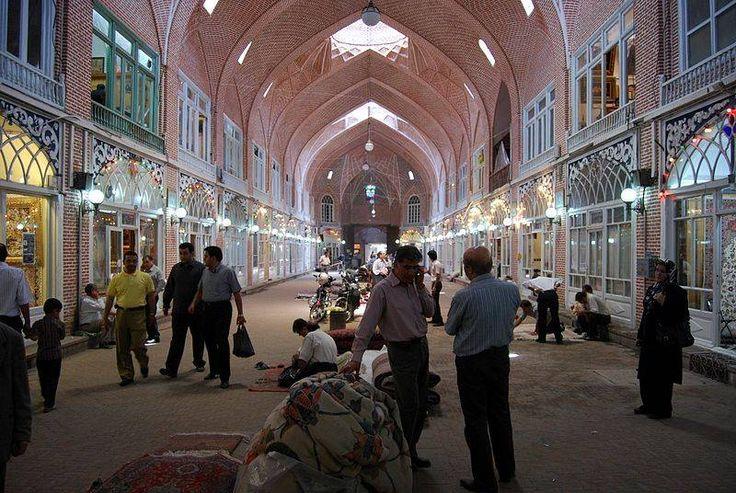 Bazaar ( Tabriz )