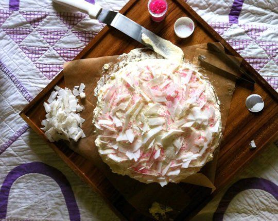 Recipe: Cuatro Leches Cake — A Birthday Story about Loosening My Grip
