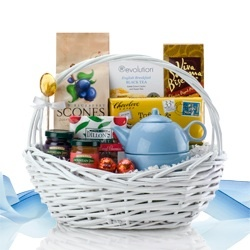 Scones and Tea Gift Basket