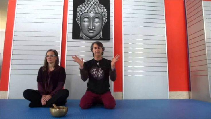 Yoga per knitters e creativi:la vista;the eyes