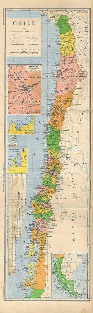 Chile. www.selectlatinamerica.co.uk