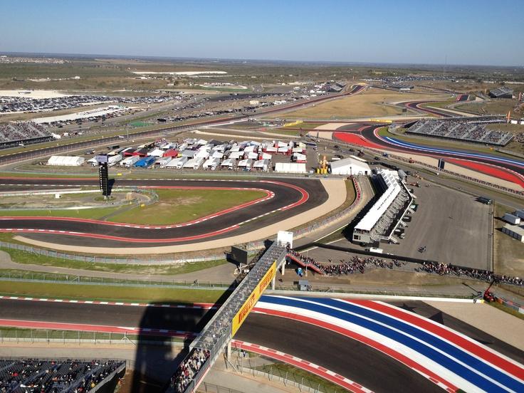 Inaugural Formula 1 US Grand Prix - Circuit of the Americas, Austin, TX