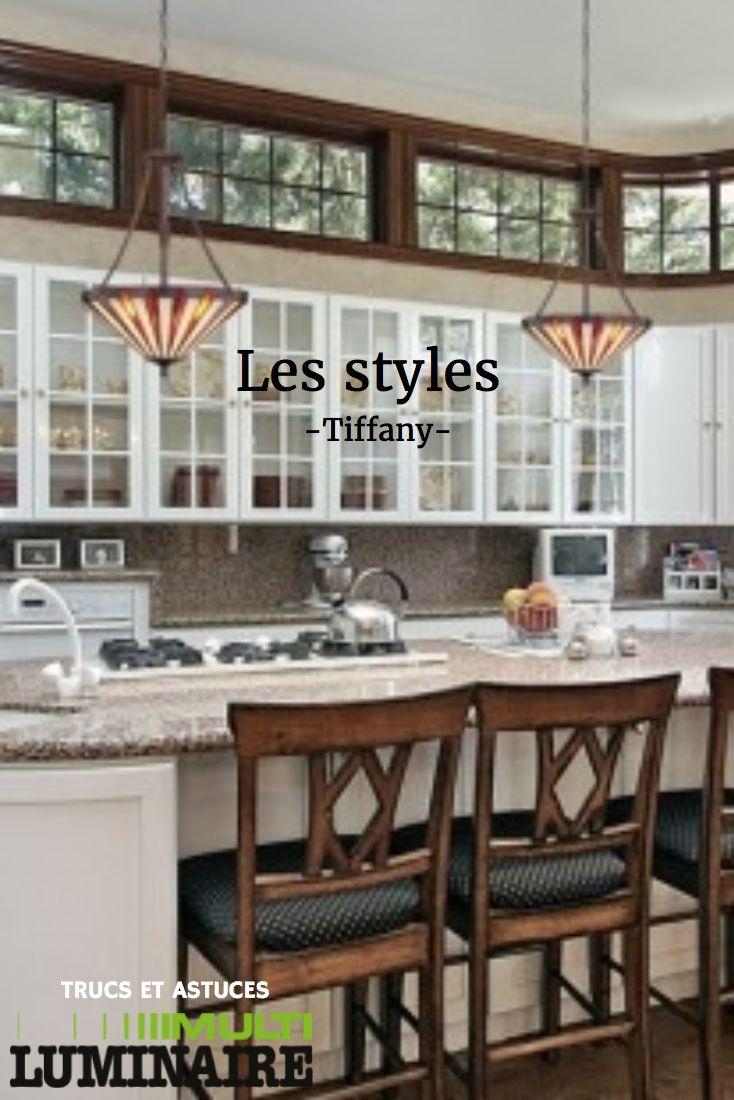 Les #luminaires #Tiffany sont souvent basés sur des #conceptions #organiques qui emploient une #palette complète de #couleurs. Lire la suite ...