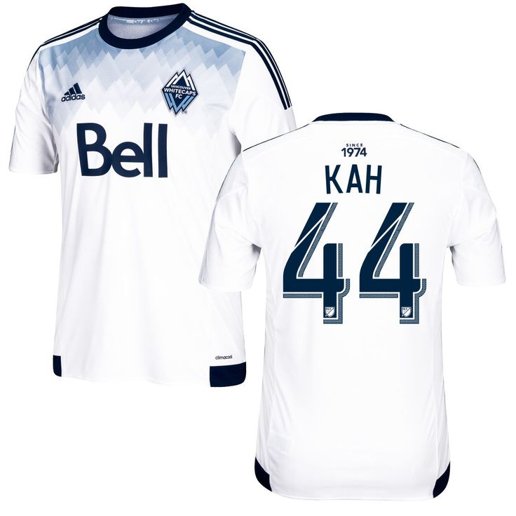 Paolo Tornaghi 70 Vancouver Whitecaps FC 2016/17 Home Soccer Jersey Deep Sea White