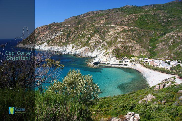 Marine de Ghjottani, Cap Corse A télécharger sur http://la-corse-autrement.fr/fond-decran-corse/