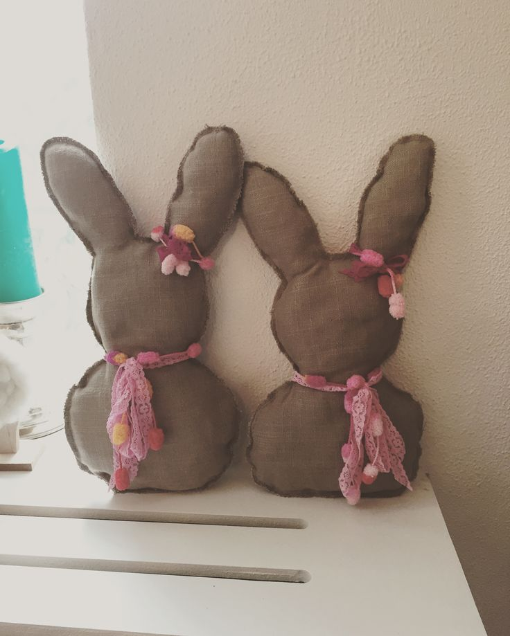 Easter bunny paashaas maken