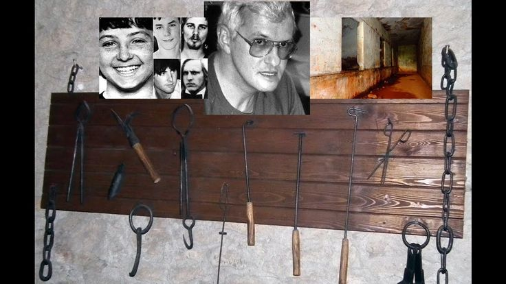 Bevan Spencer von Einem - Australia's serial killing torture club leader: