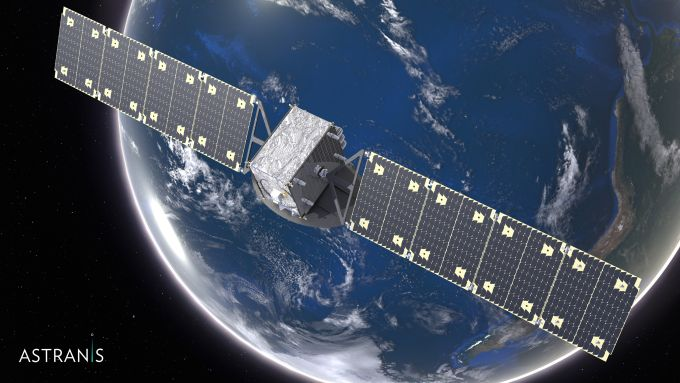 Astranis emerges from stealth with a new satellite technology for connecting the world