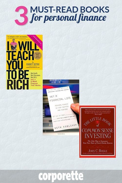 Personal finance can be so confusing for newbies -- so we rounded up some of the very best personal finance books for newbies, as well as some of our favorite personal finance websites and blogs for women and men!