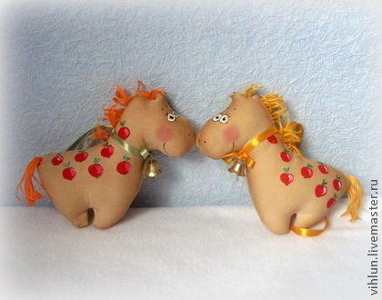 Кони в яблоках