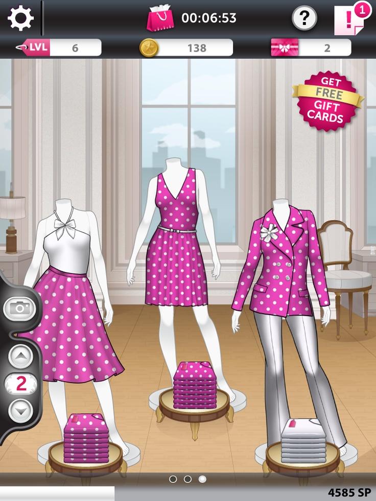All things Pink polka dots