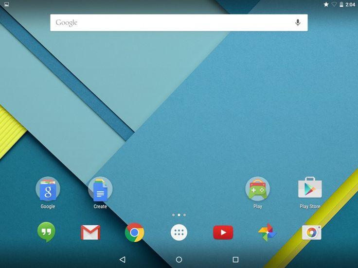 Android 5.0 Lollipop incelemesi hangi telefonlara yüklenebilecek | Android Cep Telefonları ve Uygulamaları