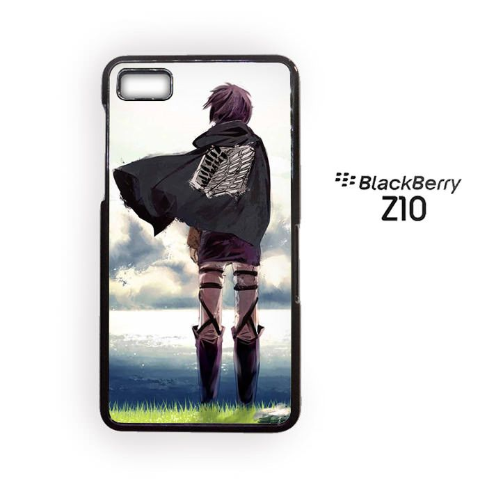 Mikasa for blackberry Z10/Q10 3D phonecases