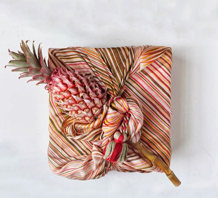 DIY Wrapping Inspiration - The Wrap Party at The School by  Morrison Polkinghorne