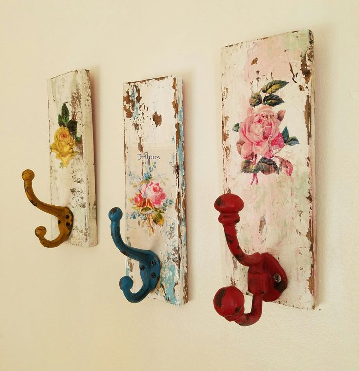 55 Diy Home Decor Projects To Make Your Home Look Classy: 25+ Best Ideas About Wall Hooks On Pinterest
