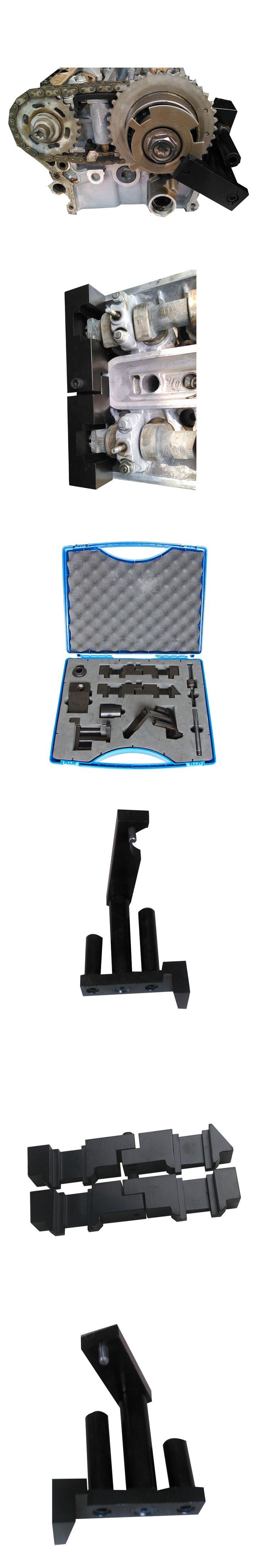 11 PCS Camshaft Alignment Tool For BMW M62 V8 4.4 Vanos Engine Timing Tool Kit